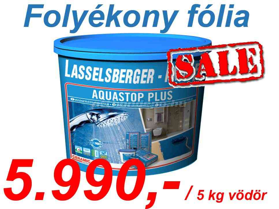 LB-Knaud Aquastop Plus 5 kg